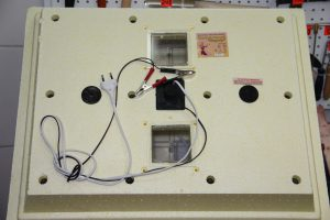 Инкубатор Золушка на 70 яиц автоматический