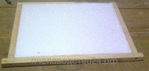 Диафрагма для улья «Дадан - Блатта» с утеплителем