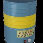 Электросушилка (сушилка) ЭЛВИН СУ-1 (6 стальных поддонов) для овощей и фруктов