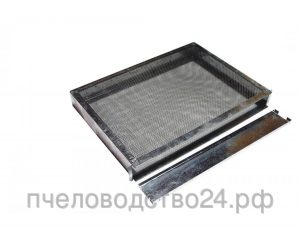 Изолятор для маток 1-но рамочный сетчатый оцинкованный «Дадан - Блатта»