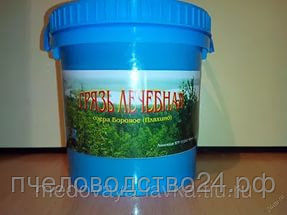 Плахинская лечебная грязь 3 кг