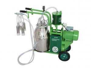 Доильный аппарат для коров Молочная ферма 2П