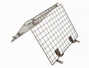 Подставка для обрезания сотовых рамок двухсторонняя