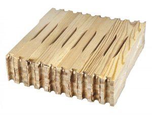 Рамка еловая Дадана - Блатта 435x300 мм (упаковка 100 шт).