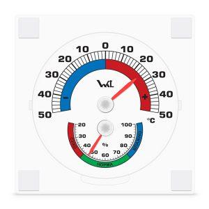 Термо-гигрометр оконный