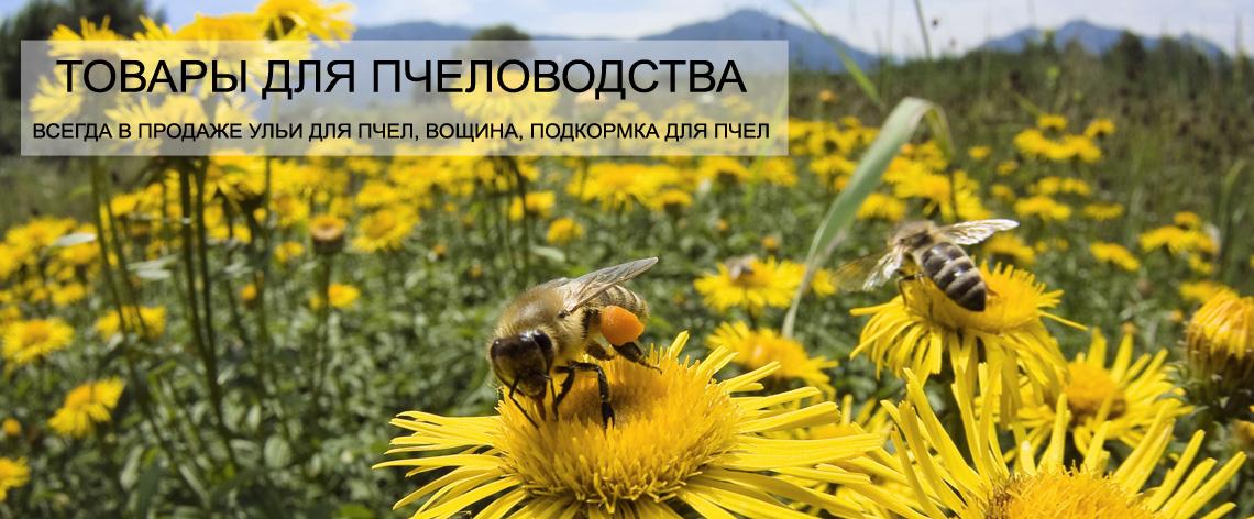 Товары для пчеловодства