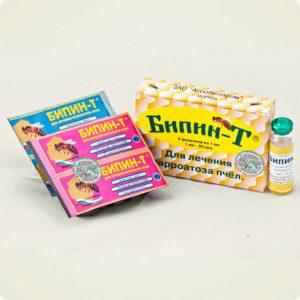 Бипин-Т (жидкость - 5 флаконов по 1 мл), ЗАО «Агробиопром»