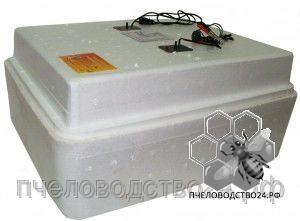Инкубатор Несушка автоматический на 77 яиц