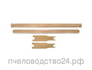 Рамка для ульев сосновая «Магазин» 435х145 мм упаковка 100 шт