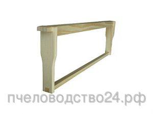 Рамка для ульев сосновая «Магазин» 435х145 мм