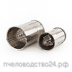 Дополнительный стакан для дымаря D-95 мм H-155 мм н/ж
