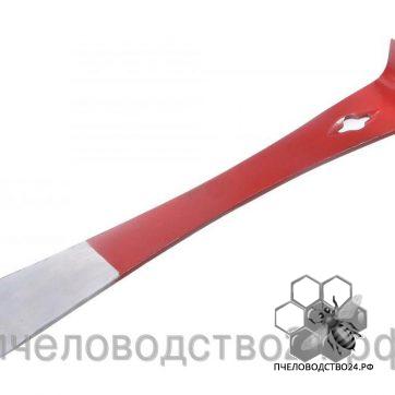 Стамеска - гвоздодер шлифованная 250х40х3 мм без ручки