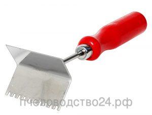 Стамеска для чистки ганемановских решеток