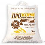 ПроКорм П 19 стартер для птицы гранулированный 5 кг