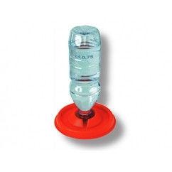 Поилка-держатель для бутылки 0,5 - 1 л