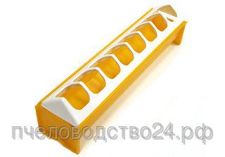 Кормушка /поилка лотковая пластик для цыплят, 30 см