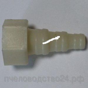 Штуцер пластиковый универсальный 1/2 - 10мм -12мм -15мм