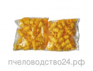 Держатель мисочек гладкий для джентерского сота - 100 штук в упаковке