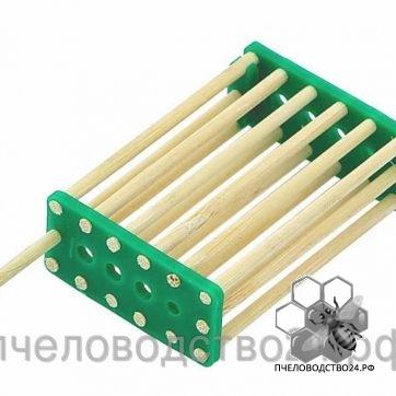 Клеточка для матки из бамбука