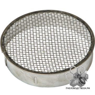 Колпачок для матки круглый дм 120 мм н/ж