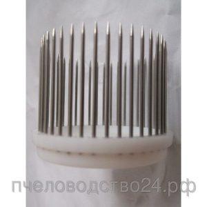 Колпачок для матки круглый дм 50 мм игольчатый