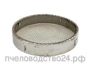 Колпачок для матки круглый дм 90 мм н/ж