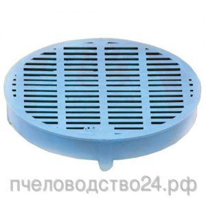 Колпачок для пчелиной матки круглый с тремя фиксаторами дм 90 мм из пластмассы