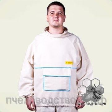 Куртка пчеловода льняная размер 52