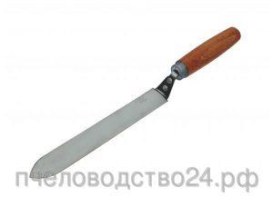 Нож пчеловодный 200мм (марка стали 40Х13) толщина металла 0,8 мм