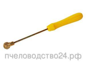 Каток для наващивания рамок «Европа» с пластиковой ручкой