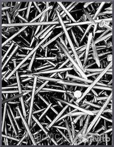 Гвозди 1,8*32 мм для деревянных рамок цинк