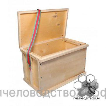 Рамконос 6-ти рамочный без кармана «Лангстрот - Рута»