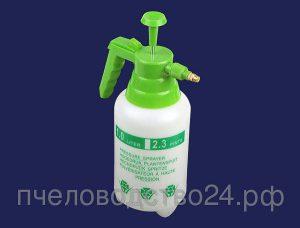 Распылитель пневматический ручной на 1 литр