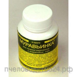 Муравьинка (4 пакета по 30г)