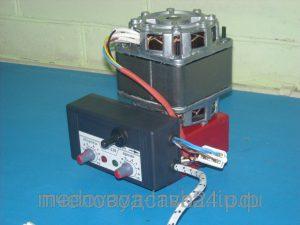 Электропривод с питанием от сети 220Вольт.
