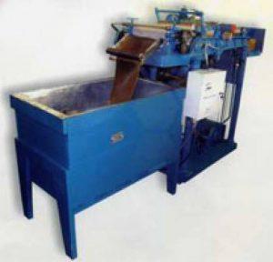 Агрегат для изготовления вощины АИВ-50