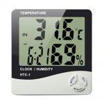 Электронный измеритель влажности,и температуры (гигромер)