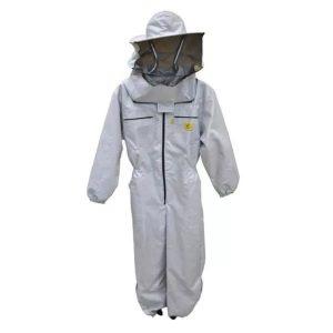 Комбинезон пчеловода из гретты с молнией,хлопок двунитка