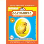 Корм Солнышко для цыплят 3 кг