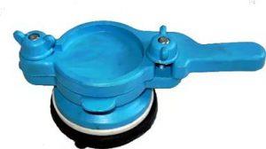 Кран-задвижка пластиковый для медогонок