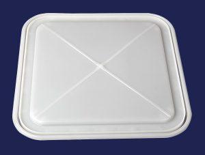 Крышка для куботейнера «Пэксис» с рыбкой Москва1