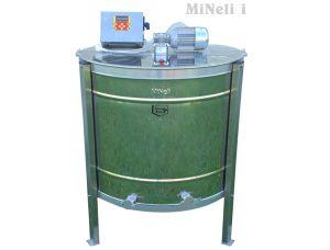 Медогонка электрическая кассетная 12-ти рамочная автомат 220 Вольт