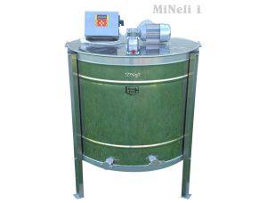 Медогонка на 24 рамки радиальная электрическая автомат