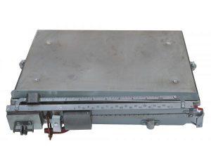 Механические Весы, платформа из нержавеющей стали 460х600 мм (до 200кг).