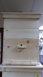 Пчелиный улей 12-ти рамочный системы Дадан