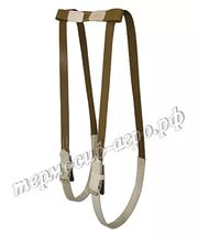 Подпруга для седла (зеленая)