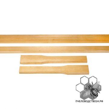 Рамка для ульев липовая «Лангстрот - Рута» 435х230 мм