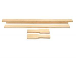 Рамка для ульев липовая «Магазин» 435х145 мм