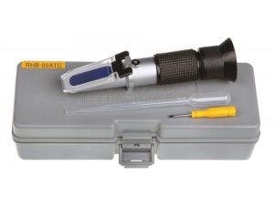 Рефрактометр для мёда портативный RHB-90 АТС