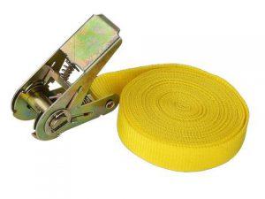 Скреп ременной для стяжки улья с механизмом для стяжки и фиксации ремня 5 м